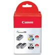 CANON 1509B007 PGI-35  CLI-36 Ink Value Pk