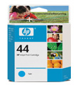 HP 51644C 44 Cy Ink Ctg