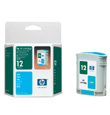 HP C4804A 12 Cy Ink Ctg