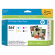 HP CG491AN 564 Ink/Photo Value Pk