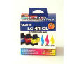 BROTHER LC413PKS Clr Ink Multipack