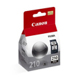 CANON 2974B001 (PG-210) Black Ink Cartridge