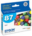 EPSON T087220 Cy Ink Ctg