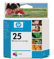 HP 51625A 25 TriClr Ink Ctg