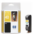 HP 51640A 40 Bk Ink Ctg