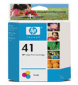 HP 51641A 41 TriClr Ink Ctg