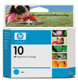 HP C4841A 10 Cy Ink Ctg 1 650 Yld
