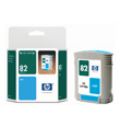 HP C4911A 82 Cy Ink Ctg