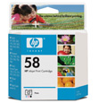 HP C6658AN 58 Photo Ink Ctg