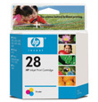 HP C8728AN 28 TriClr Ink Ctg