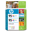 HP CD886FN 95 TriClr Ink 2Pk