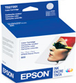 EPSON T027201 Clr QuickDry Ink Ctg 220 Yld