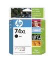 HP CB336WN 74XL Bk Ink Print Ctg